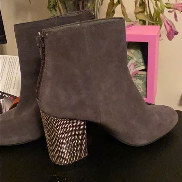 Kenneth Cole Reaction booties